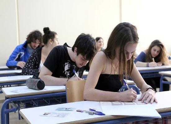 Πρόγραμμα Πανελληνίων Εξετάσεων 2019
